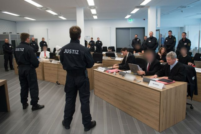 Far-right 'terror' group faces verdicts for attacks targeting refugees