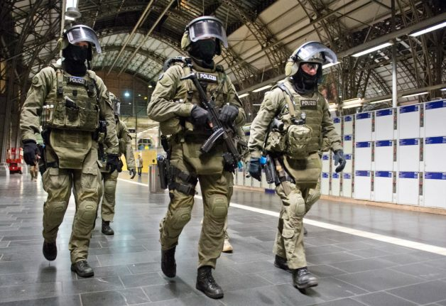 Terror drill to take place at Frankfurt central station on Tuesday evening