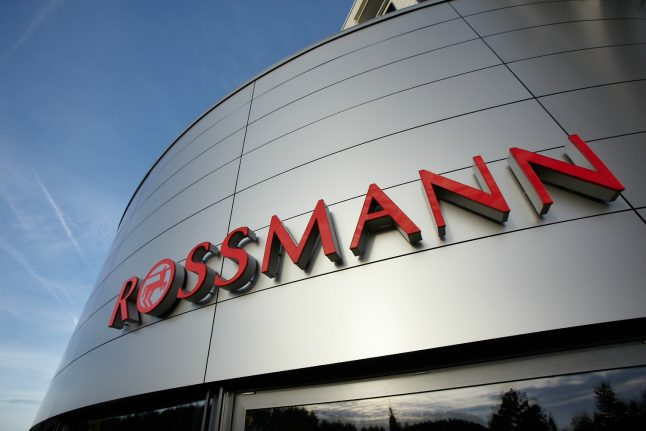 Drugstore chain Rossmann to become 'Rossfrau' for International Women's Day