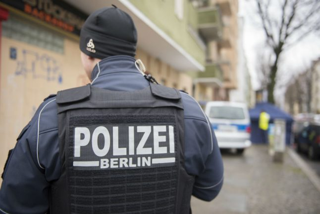 New statistics show pickpocketing and burglaries in Berlin have decreased