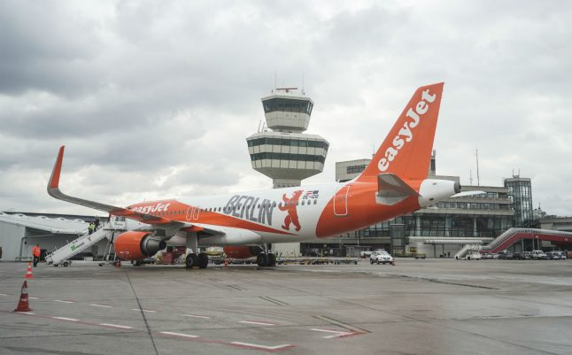 easyJet expects to grow passengers in Germany by 10 million this year
