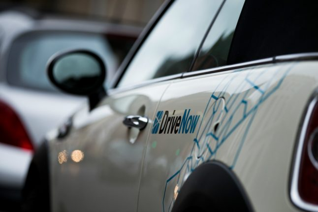 Germany's two major car-sharing services are about to merge into one