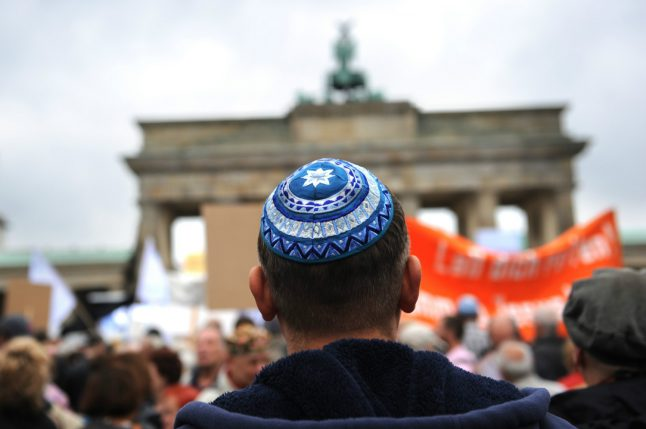 Anti-Semitic crime in Berlin doubles in prevalence in four years: report