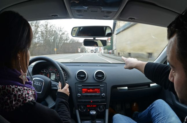 What you need to know about getting a German driving licence