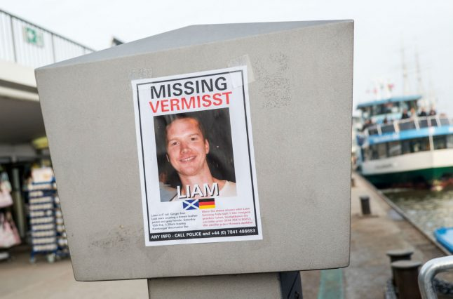 Body found in Hamburg harbour 'highly likely' Scot missing since February