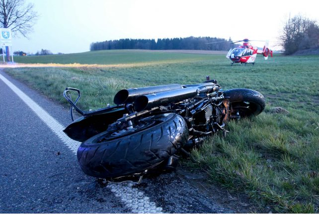 Two deadly accidents mark start of motorbike season