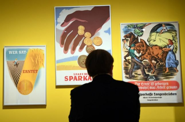 Vice or virtue? Berlin exhibition charts Germans' penny-pinching mania