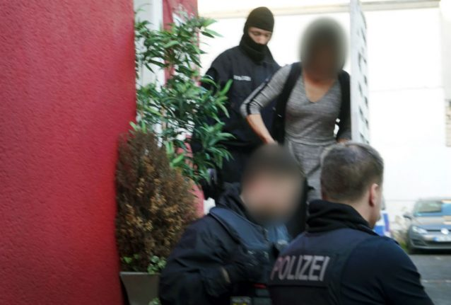 Federal police conduct 'largest ever' nationwide raid against human trafficking