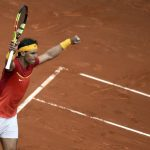 'Day to remember' at Davis Cup as Spain draws level with Germany