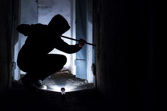 Burglaries drop by over 20 percent in a year, signalling major police success