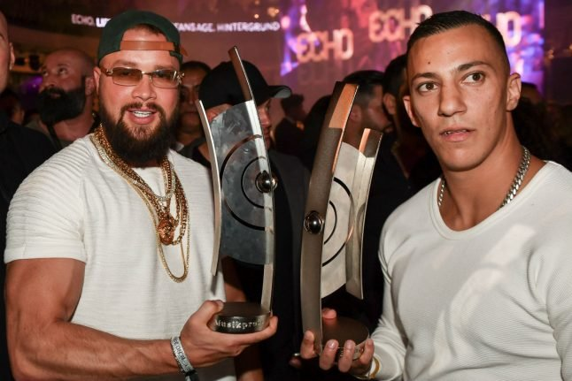 Germany's main music awards to be abolished over win for 'anti-Semitic' rap album