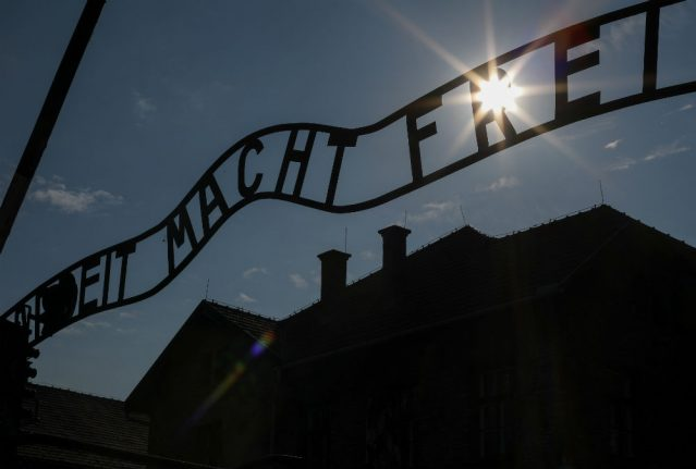 Prosecutors charge 94-year-old former Auschwitz guard