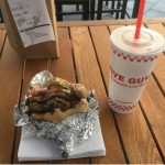 Frankfurt's new Five Guys may pull in the crowds. But it doesn't do green sauce
