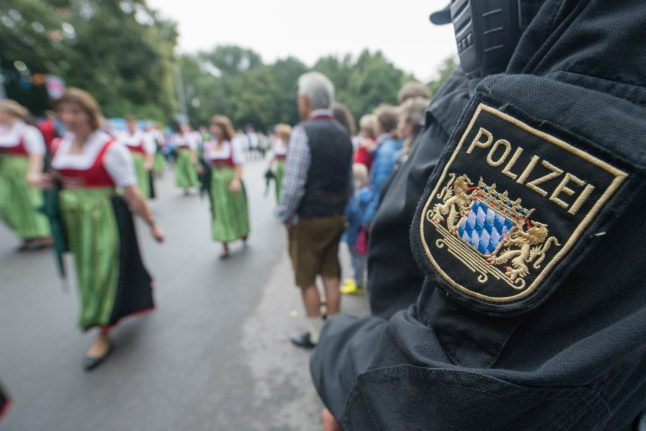 Emergency service teams assaulted repeatedly in Munich's English Garden