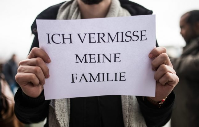 Germany's new government already bogged down in spat over refugee reunions