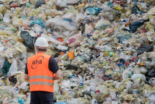 All mixed up: 60 percent of plastic waste in Germany lands in wrong bin