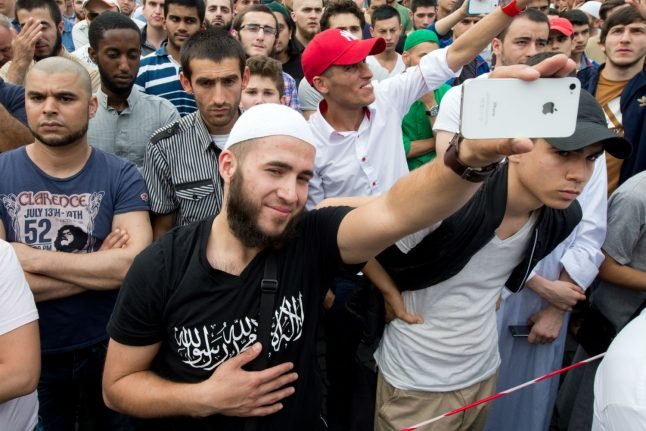 Number of Salafists in Germany has doubled since 2013