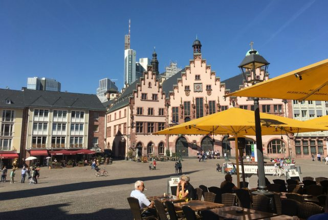 The world's smallest global city: how Frankfurt is selling itself to Brexit bankers