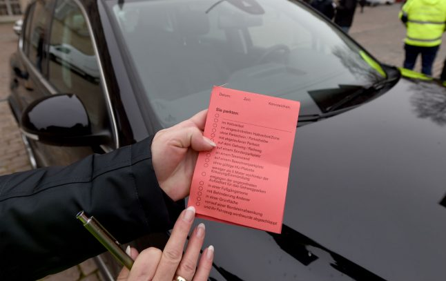German states call for higher fines for reckless drivers and parking offenders