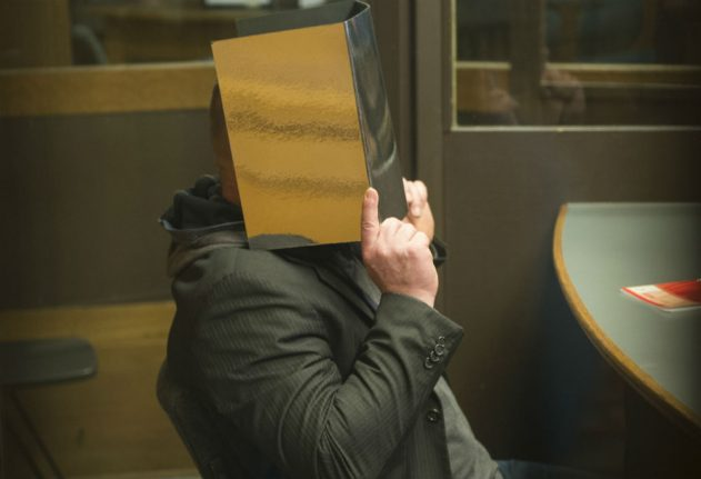 Berlin killer who collected frozen victim's pension jailed for life