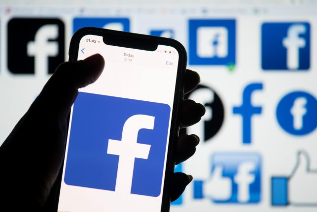 Over 300,000 Germans potentially hit by Facebook data leak