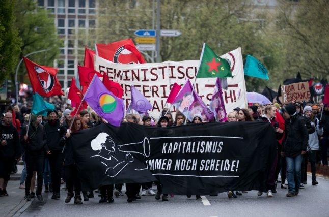 'Most peaceful in years': no riots at Labour Day rallies across Germany