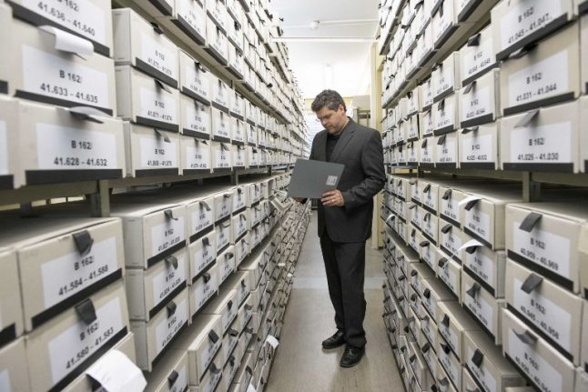 Germany's Nazi hunters in final straight of race against time