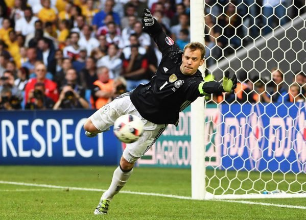 Injured Neuer named in Germany's World Cup squad