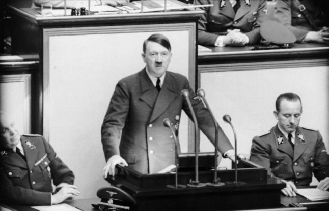 Hitler definitely died in 1945 according to new study of his teeth
