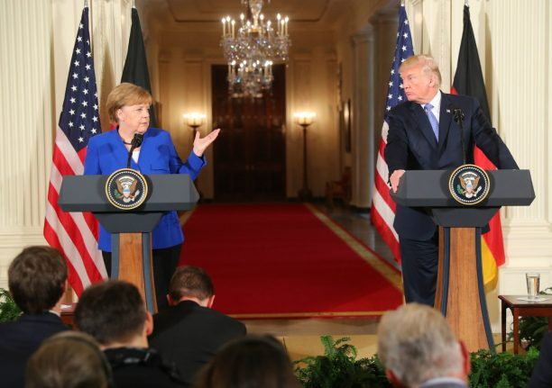 'A slap in the face': How Germany reacted to Trump leaving the Iran nuclear deal