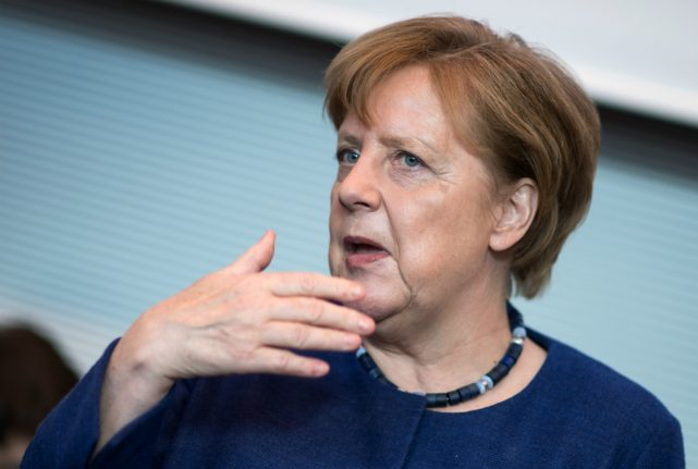 Iran nuclear deal 'should never be called into question', says Merkel