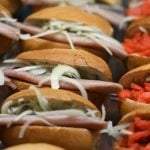 How Germany's Baltic coast plans to honour its humble fish sandwich