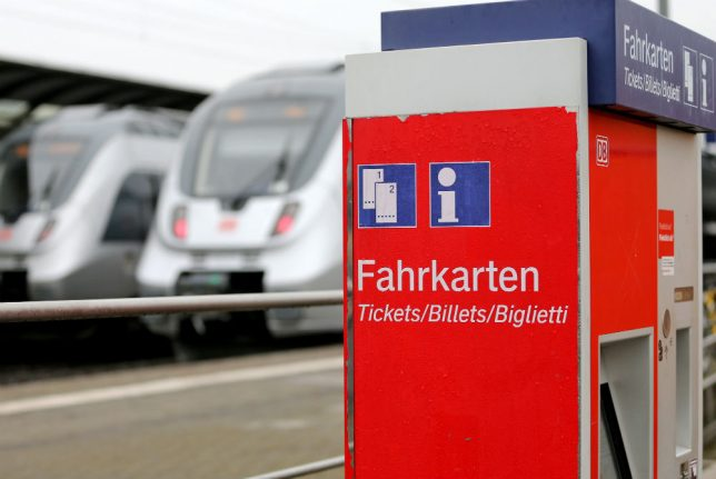 Deutsche Bahn to offer new budget ticket for long distance travellers