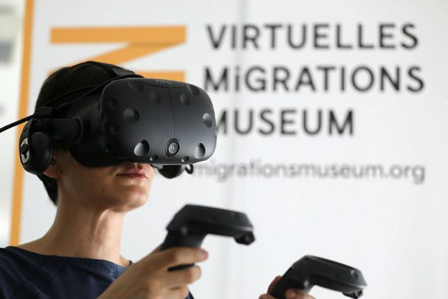 Virtual museum to immerse worldwide audience in history of German migration