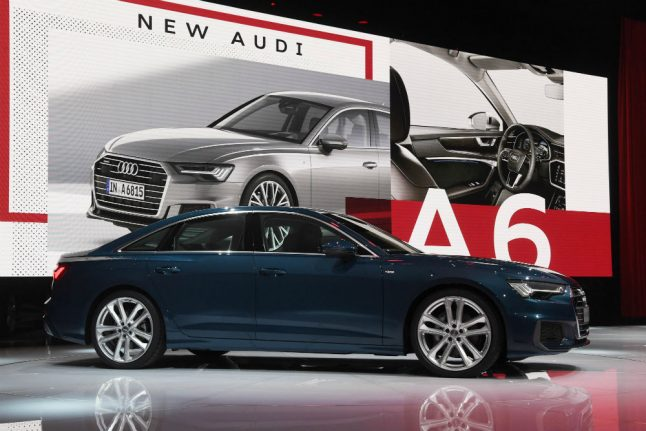 Audi halts production of latest A6 model over 'new emissions cheating': report