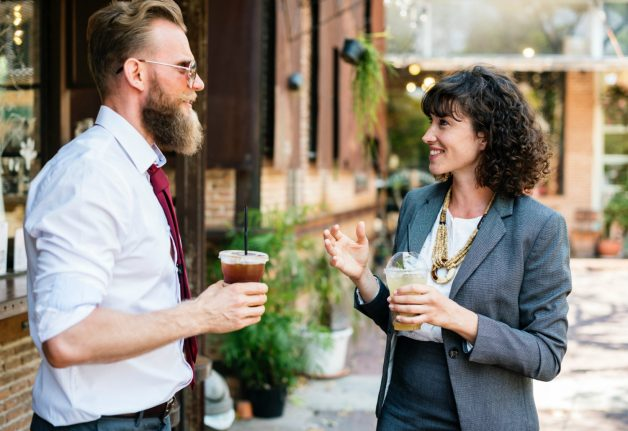How dropping the small talk helped me make friends with Germans