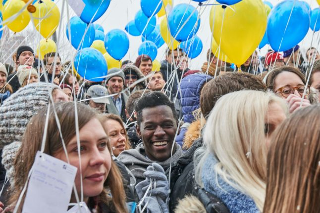 'Germany's foreign population – it's time to make your voice heard!'