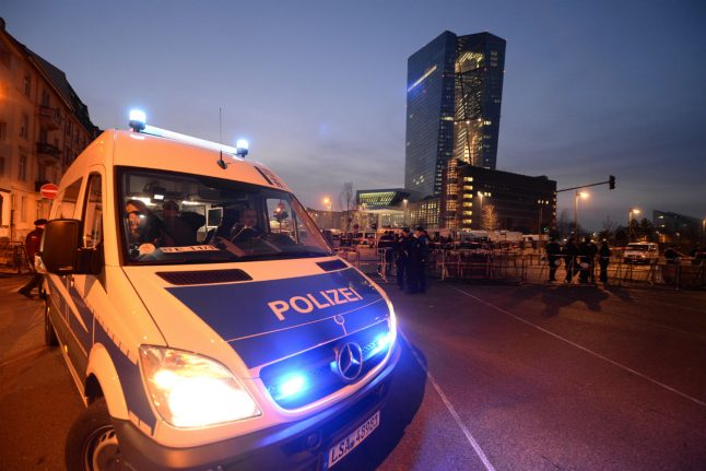 Is Frankfurt really Germany's most dangerous city? Not so fast!