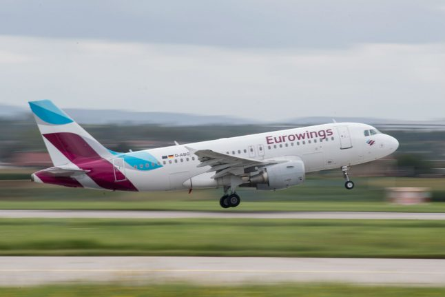 Long flight delays in Germany double in first half of 2018