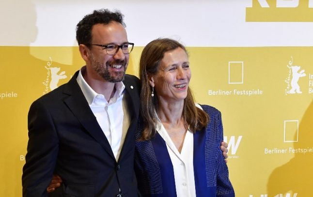 Berlinale film festival to get new leadership duo