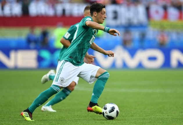 German team humiliated at World Cup… and AfD blame it all on one player