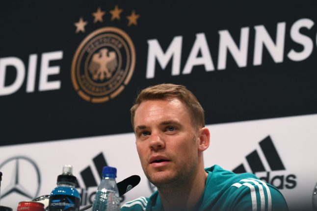 World Cup games for die Mannschaft are now finals, says captain Neuer