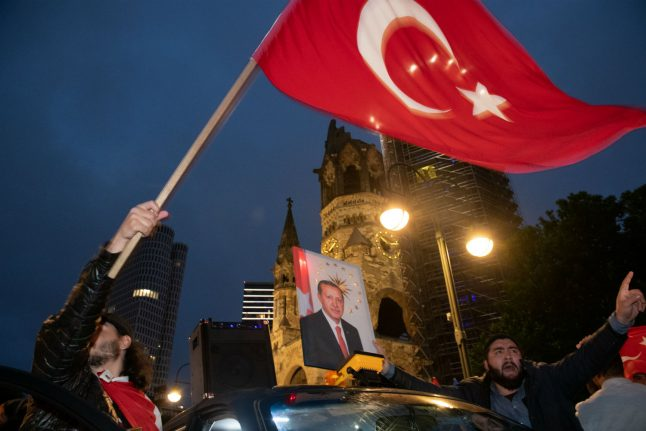 Turkish majority in Germany who voted for Erdogan 'are like AfD': Green MP