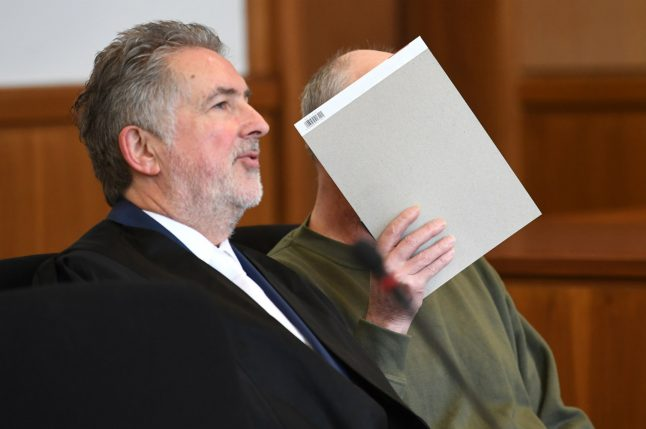Man found guilty of stabbing town mayor over support for refugees