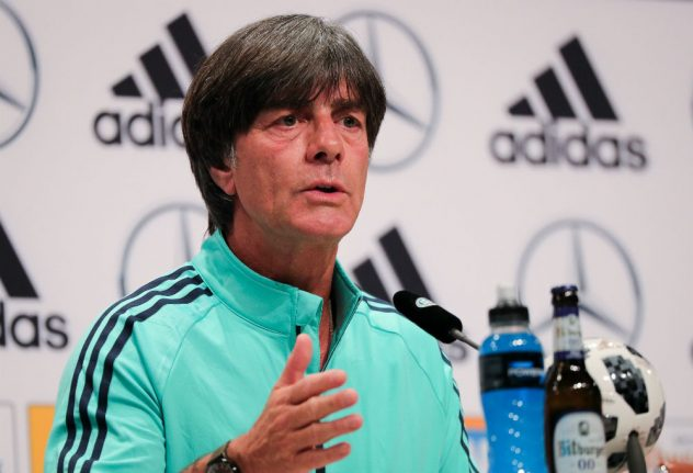 Löw pleads with German fans not to boo Gundogan, Ozil at World Cup