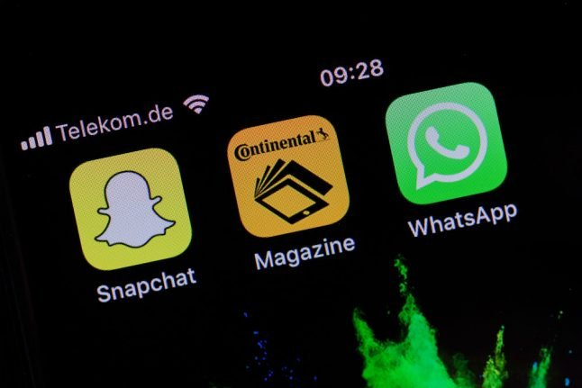 German car parts giant bans WhatsApp and Snapchat from work phones