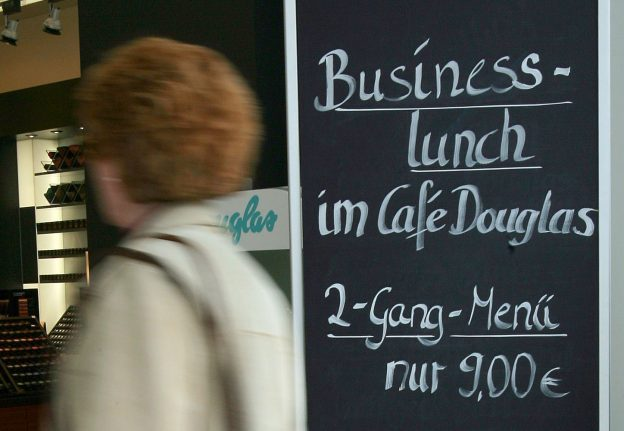 Could Denglisch one day kill off German?