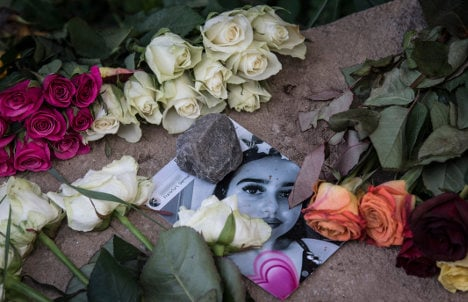 Iraqi flown back to Germany after 'confessing' teen's murder: reports