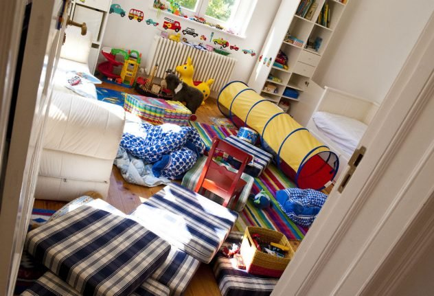 €4,500 in damages after boy 'cleans room' by throwing things out of window