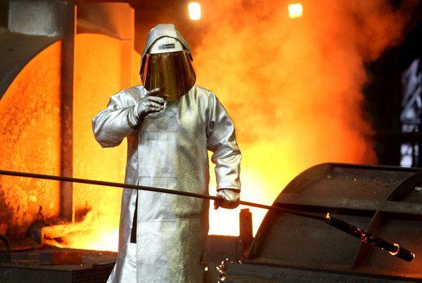 Germany's ThyssenKrupp and India's Tata merge to become Europe's second-biggest steelmaker